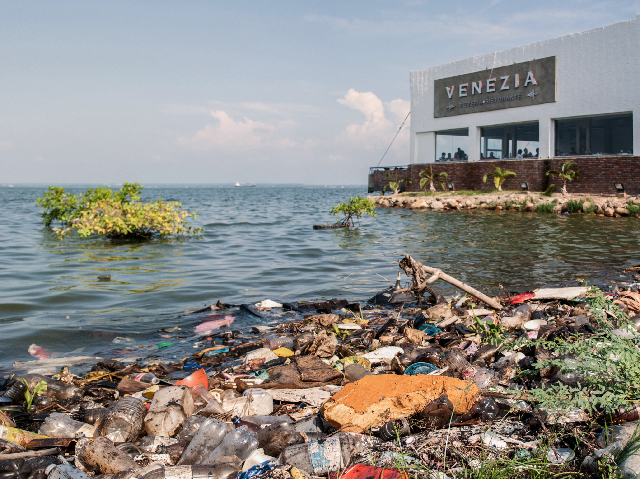 File Pollution In Lagomall