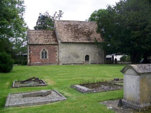St Mary the Virgin, Alton Barnes, Wiltshire