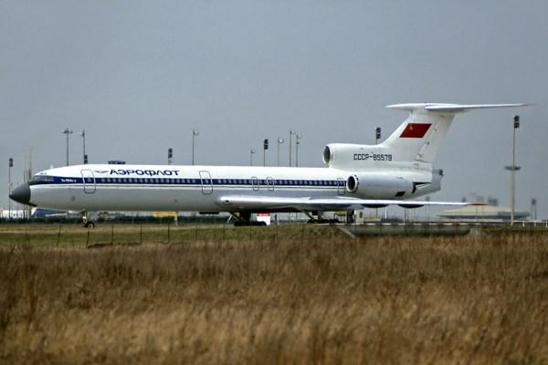 Попытка угона Ту-154 8 марта 1988 года — Википедия