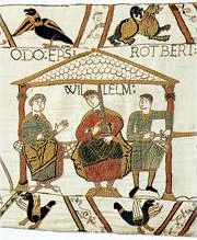 William the Conqueror, Tapestry of Bayeux.