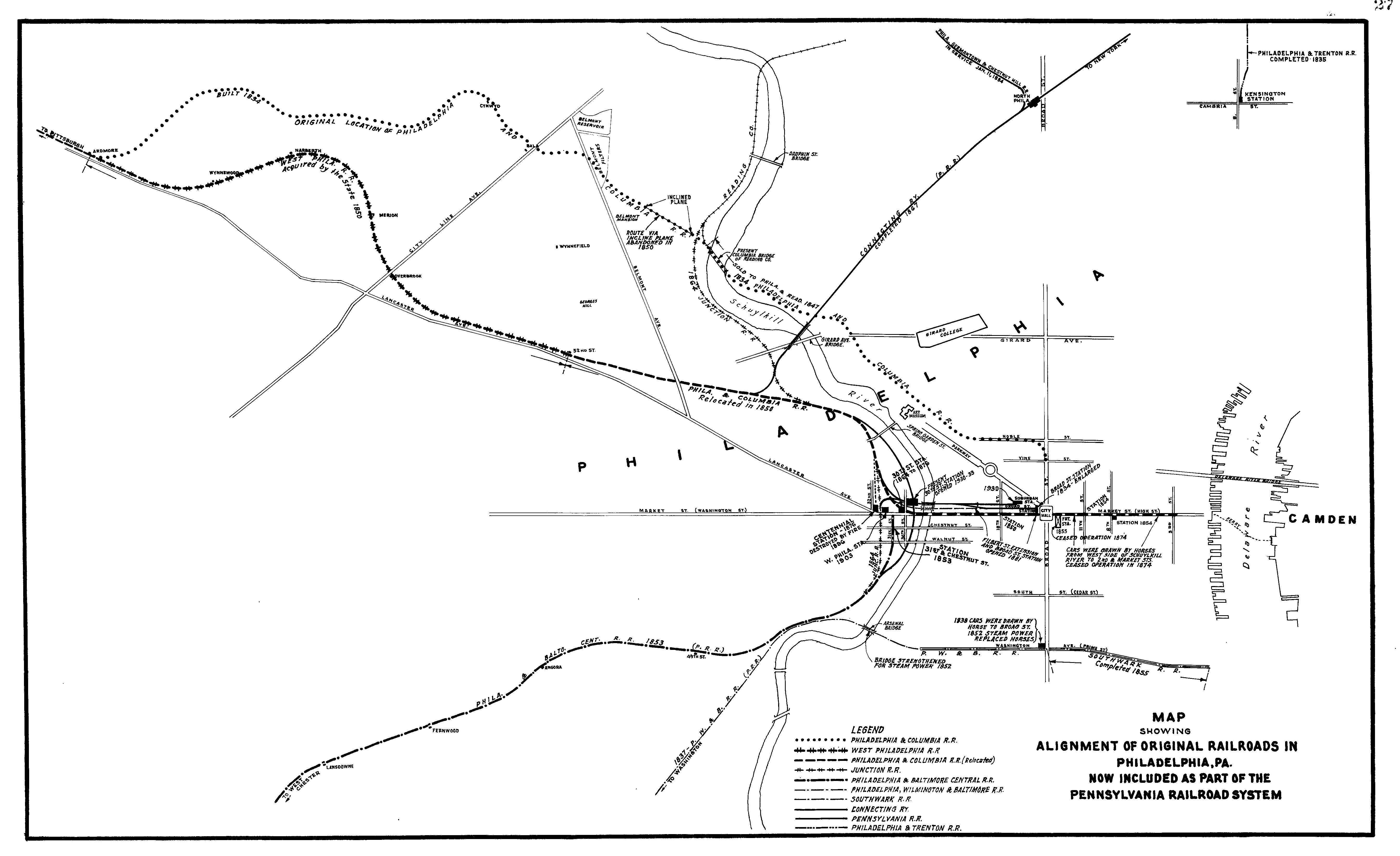 File Original Railroads In Philadelphia