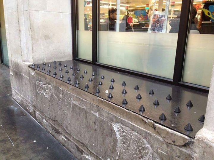 File:Anti-homeless spikes.jpg - Wikimedia Commons