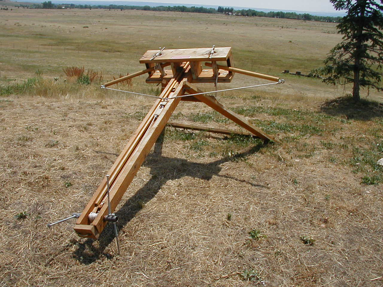 The Ballista. Courtesy of wikipedia.org