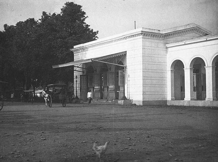 Stasiun Bogor 1904