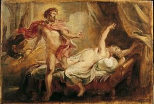 Paul Rubens-mort de Semele - .. Sans être nous même sponsorisés et soutenus nous avons toutefois fait un don à wikipedia site sur lequel nous nous appuyons souvent pour nos articles ...!