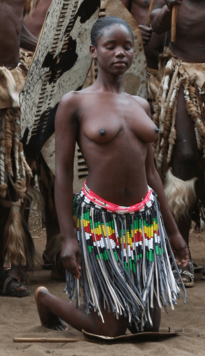 Naked African Women