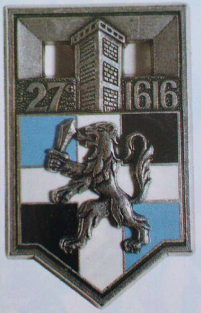 27e R 233 Giment D Infanterie France Wikip 233 Dia