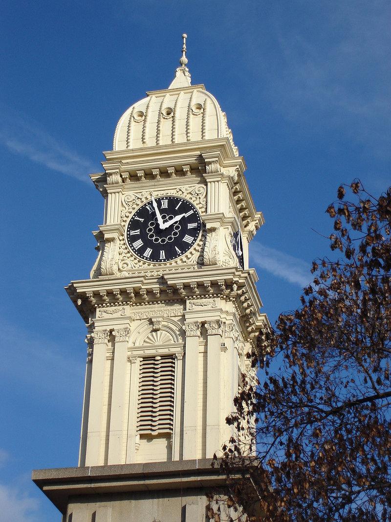 Town Clock Dubuque Wikipedia