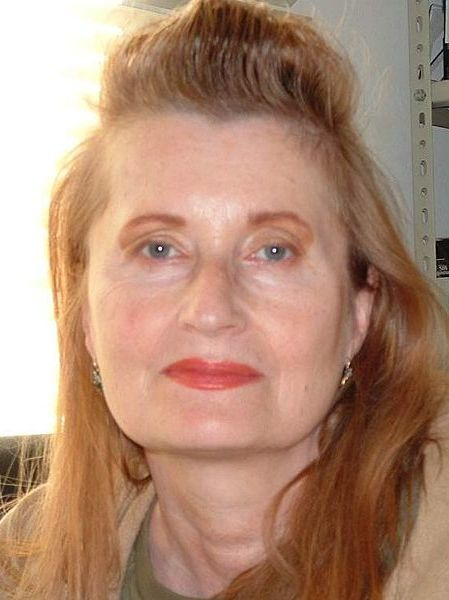 English: Elfriede Jelinek, Munich, 9.2004 (Fot...