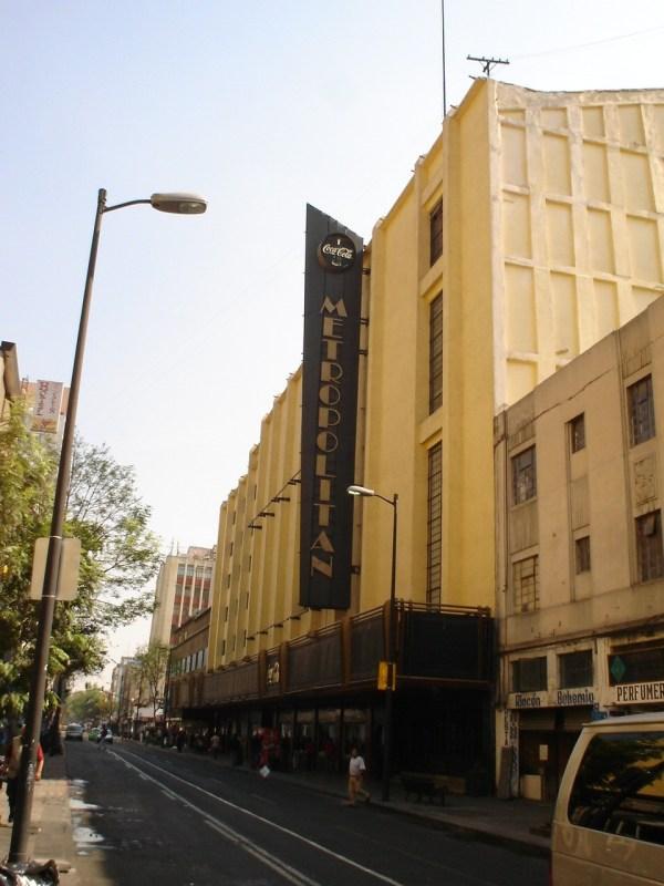Teatro Metropólitan - Wikipedia