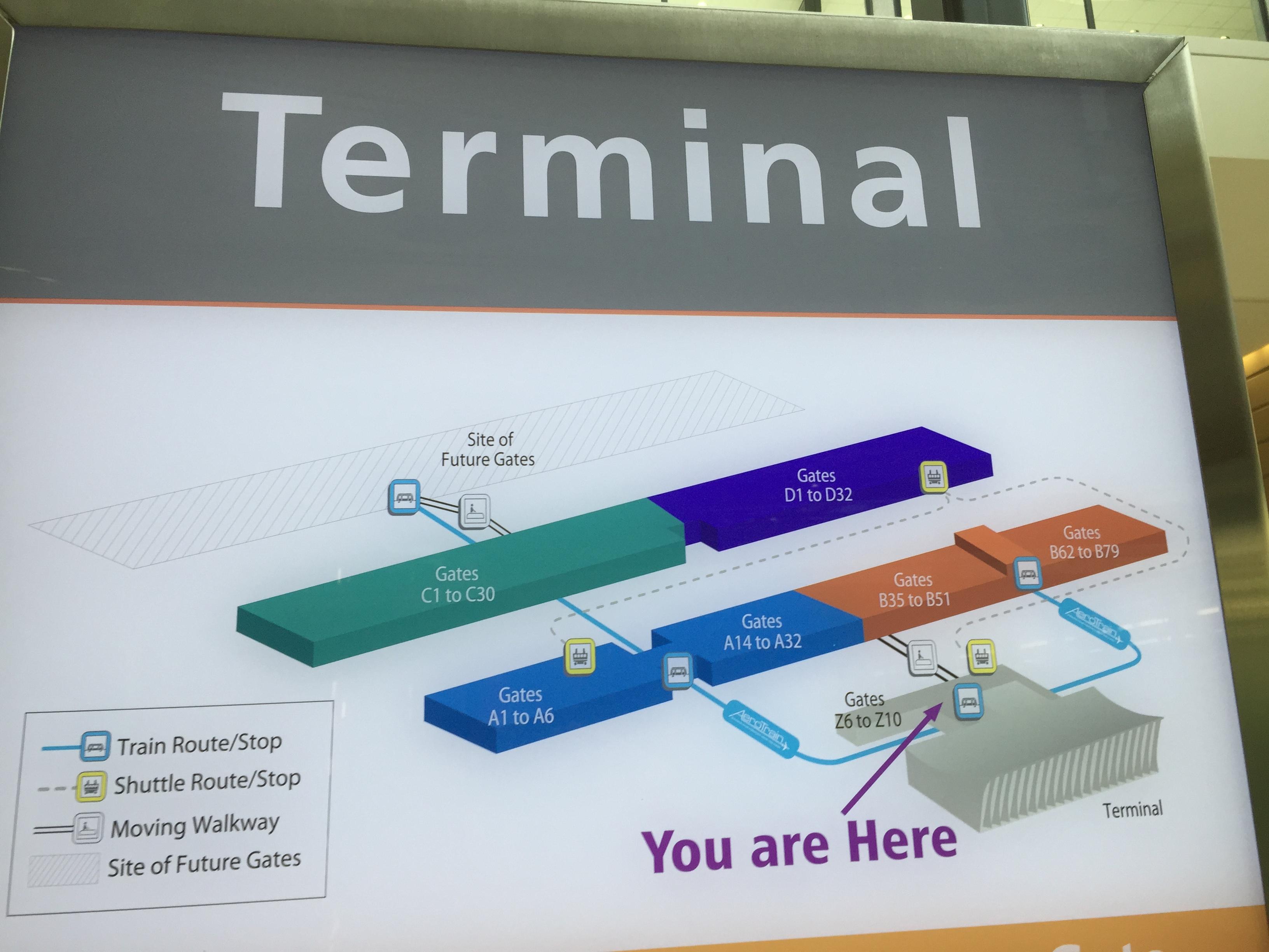 Washington Dulles International Airport Travel Guide At Wikivoyage
