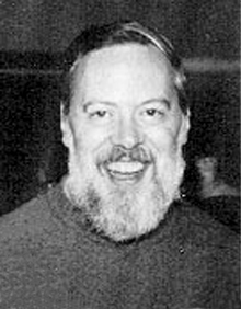 English: Unix creator Dennis Ritchie