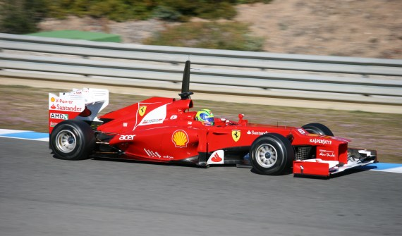 Ferrari :  Persaingan Gelar Juara Dunia Masih Sangat Terbuka
