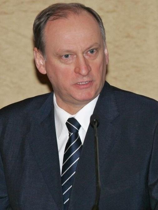 Патрушев Николай Платонович Википедия