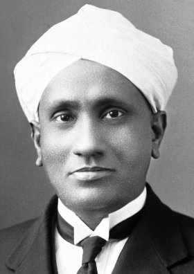Photograph of Chandrasekhara Venkata Raman, Indian physicist. Image Credit : The Nobel Foundation.