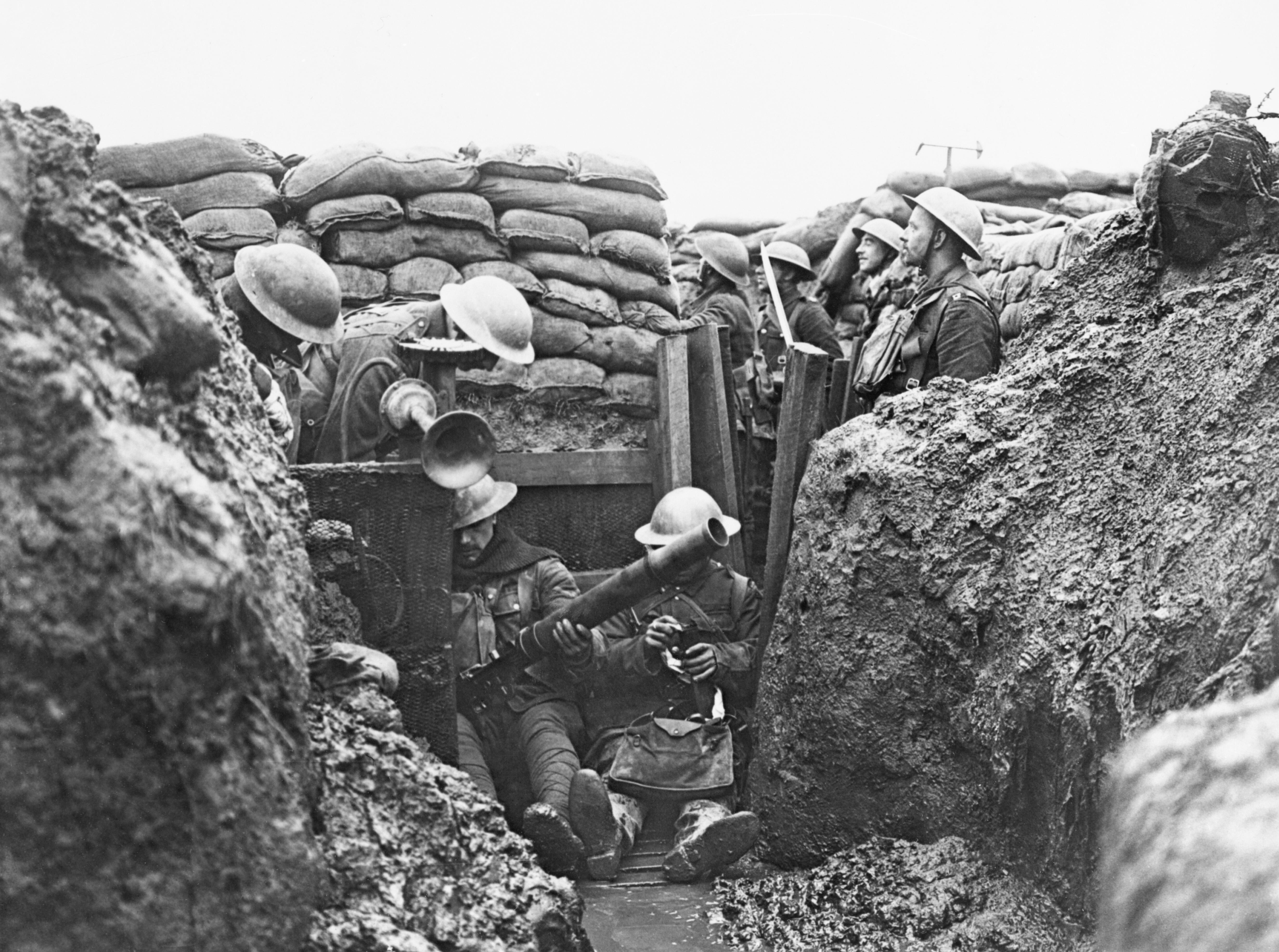 File The British Army On The Western Front