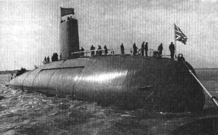 HMS Dreadnought S101 Wikipedia