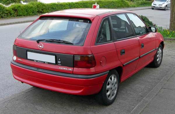 Opel Astra - Wikiwand