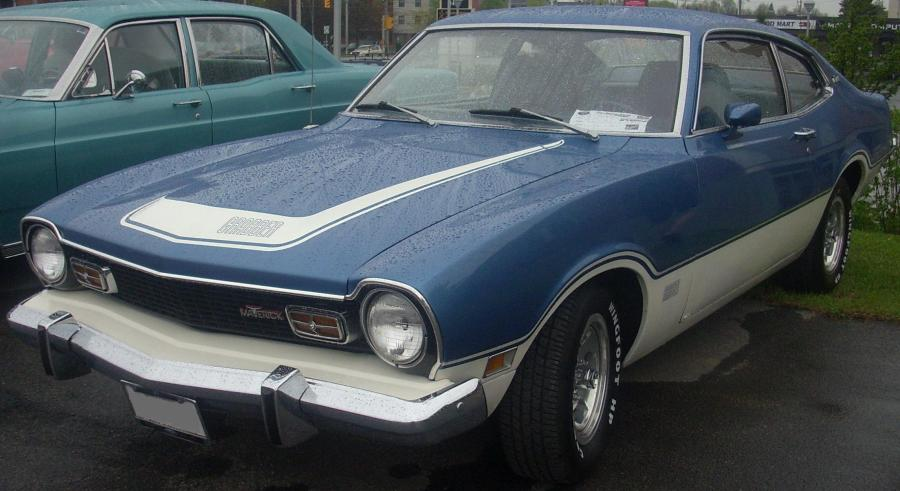 1972 ford cars » Ford Maverick  Americas    Wikipedia  73 Ford Maverick Grabber  Sterling Ford  jpg