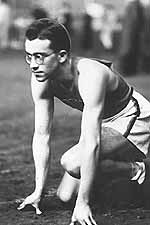 "1934. Cretzmeyer was known as ""the runner..."