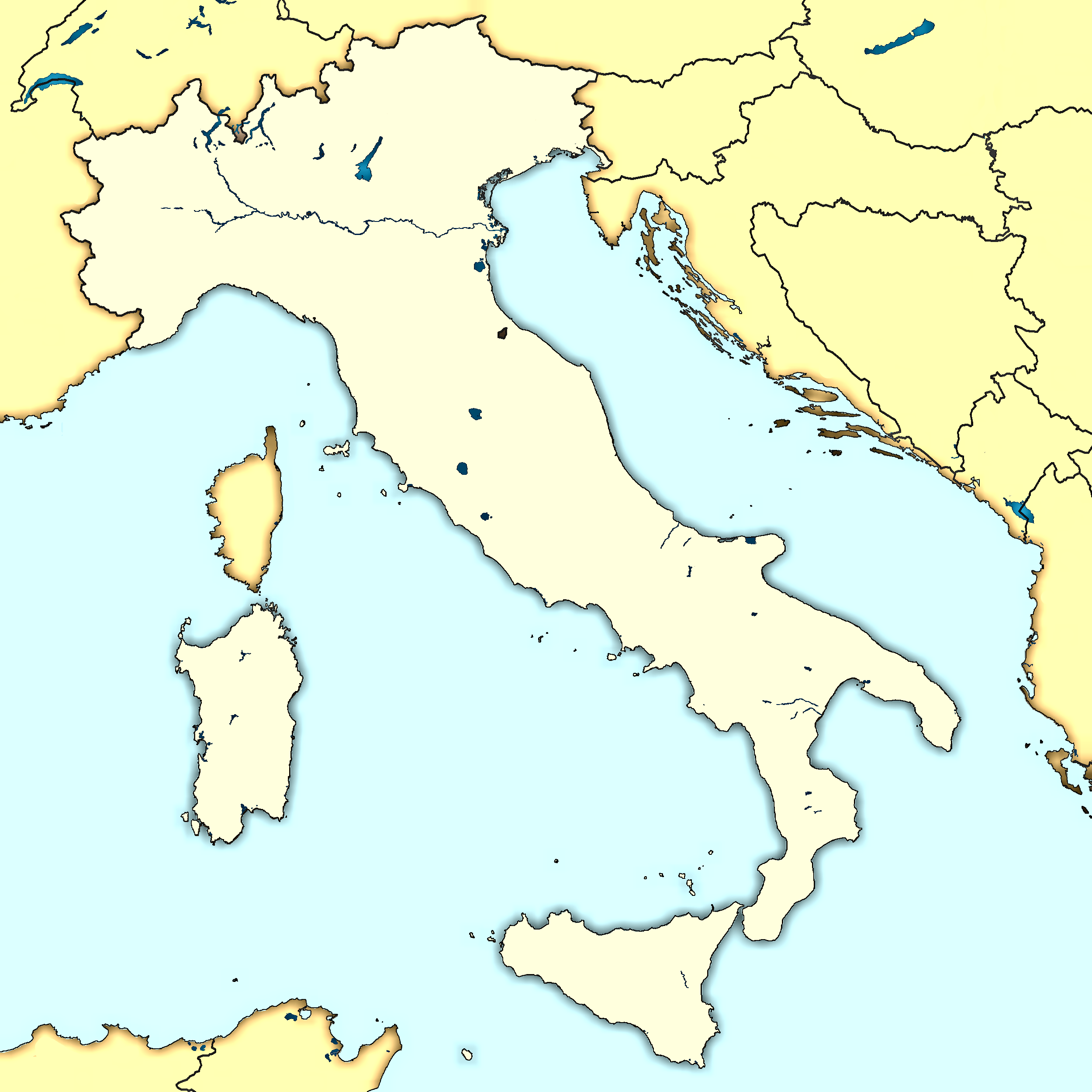 File Italy Map Modern