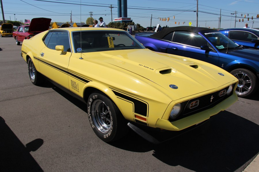 1972 ford cars » File 1972 Ford Mustang Mach 1 351  14380244305  jpg   Wikimedia Commons File 1972 Ford Mustang Mach 1 351  14380244305  jpg