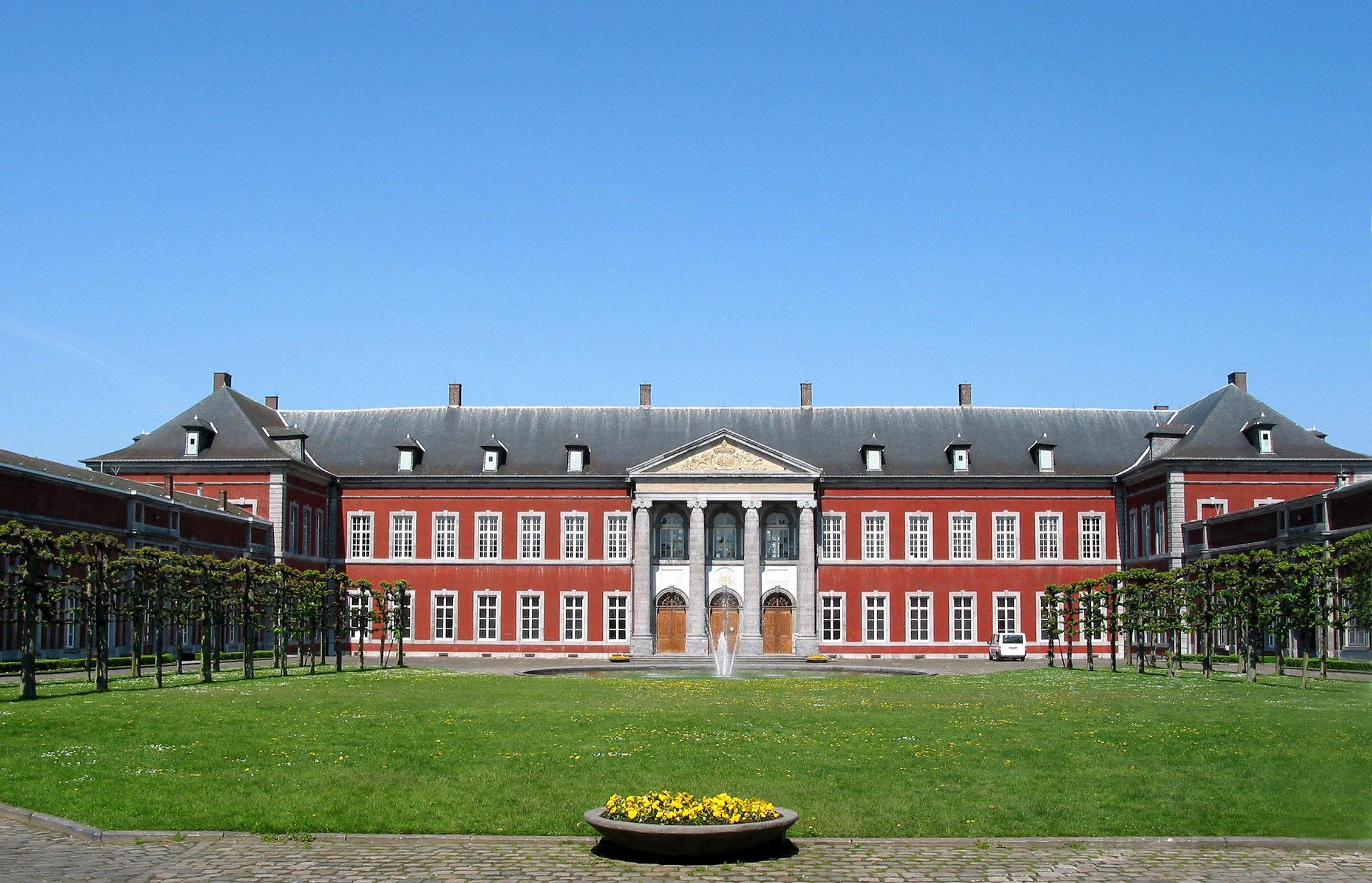 Gembloux, University Faculty of agronomic scie...