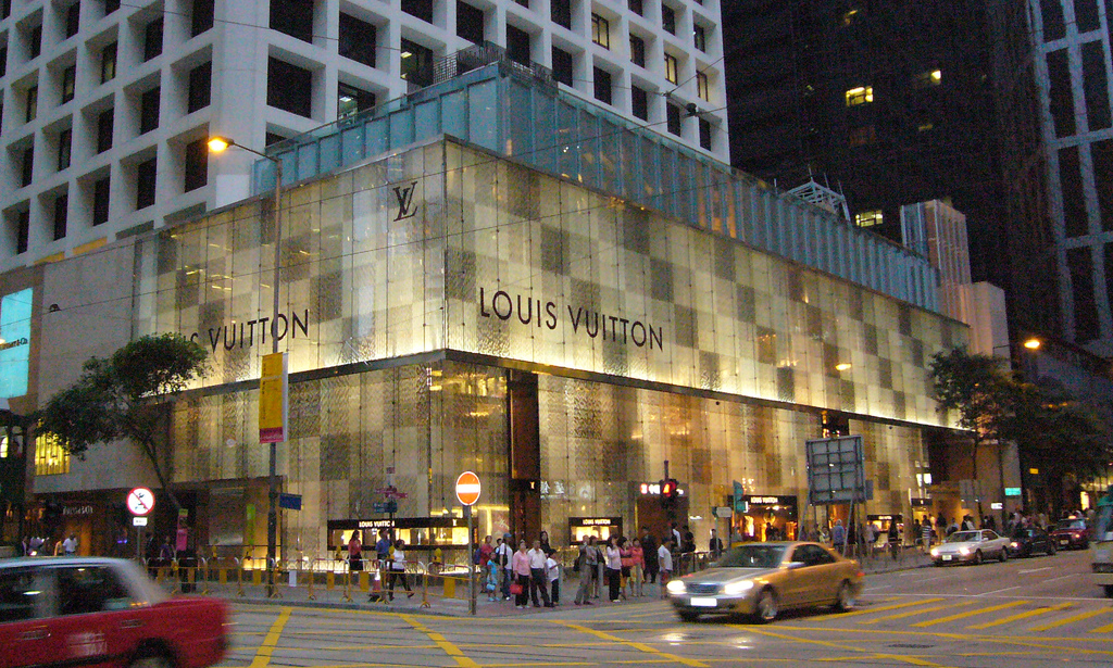 Louis Vuitton The Landmark Hong Kong Fashion Outlet Chicago