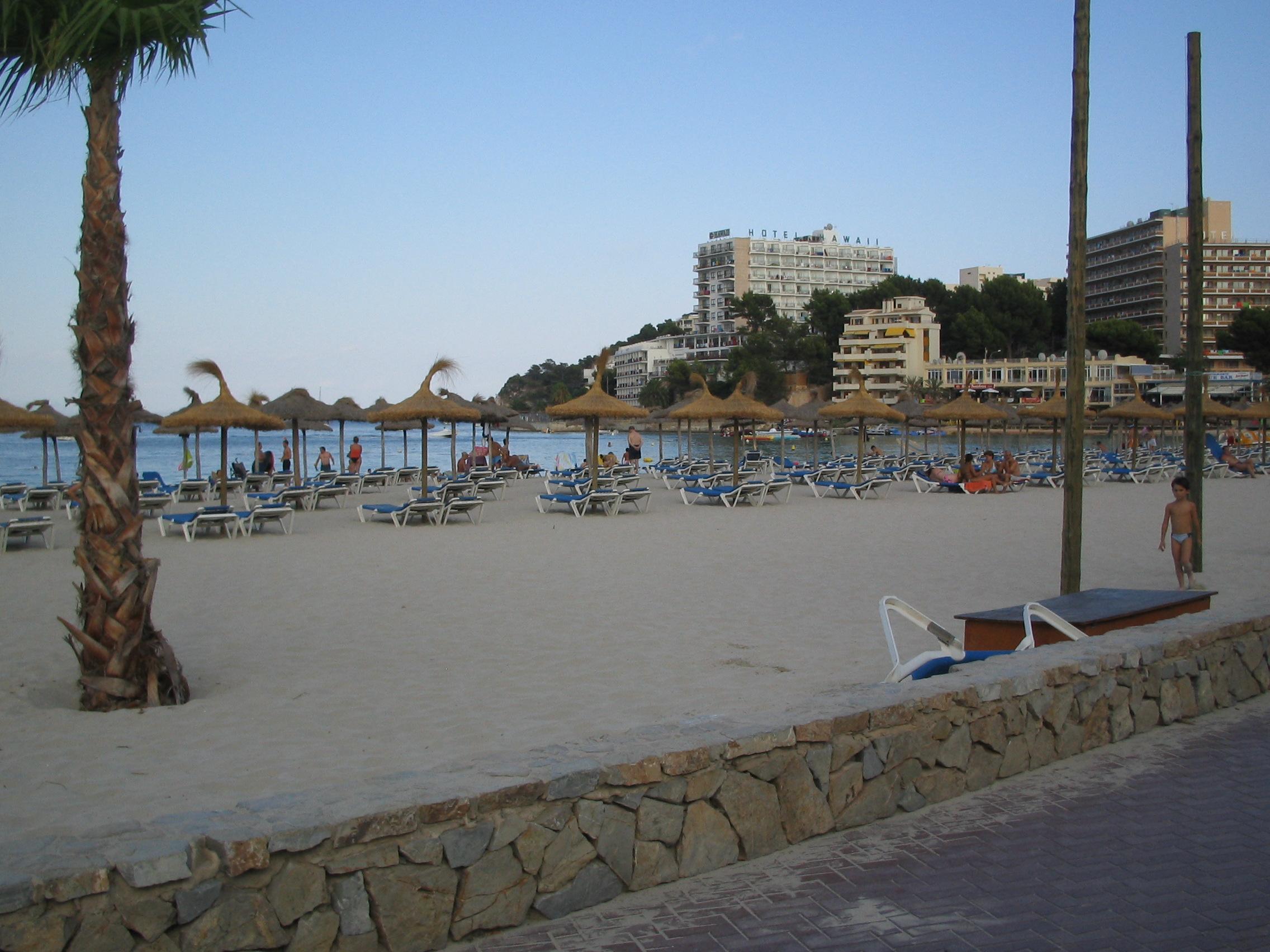 palmanova beach wikipedia