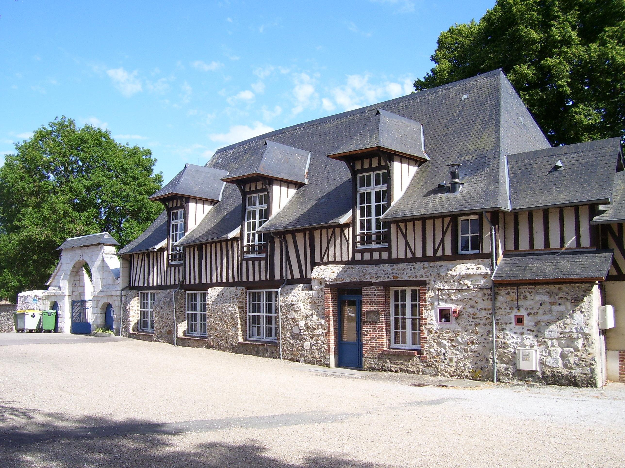 prieuré saint-philbert-sur-risle