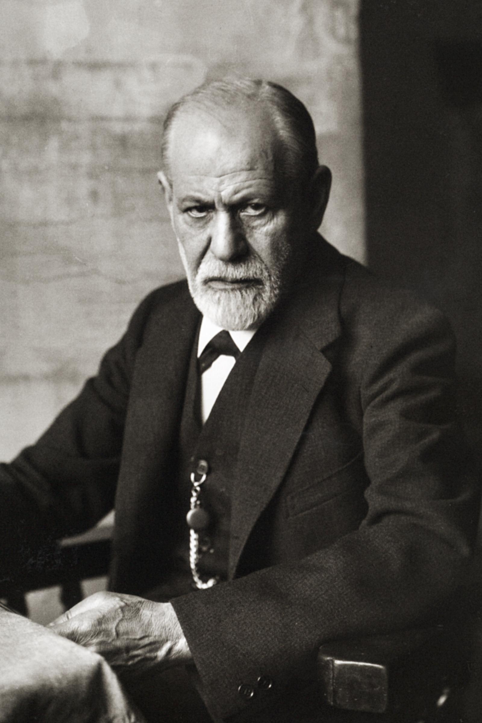 English: Sigmund Freud
