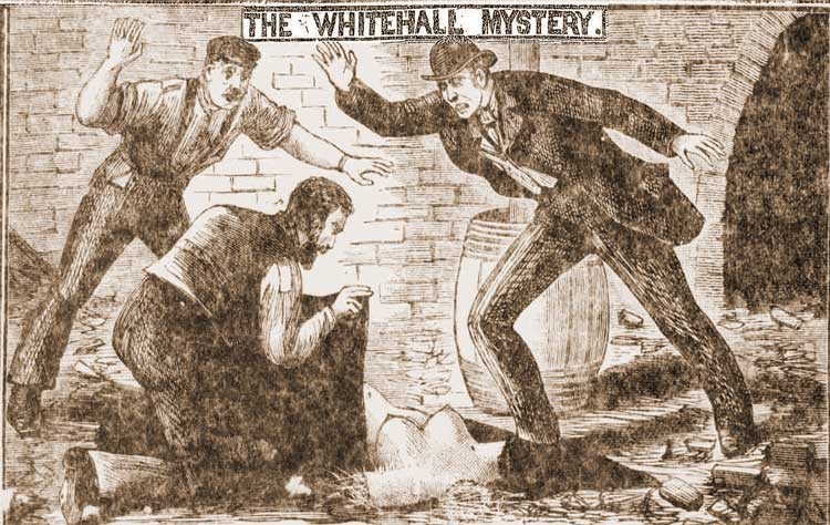 "English: ""The Whitehall Mystery"": An..."