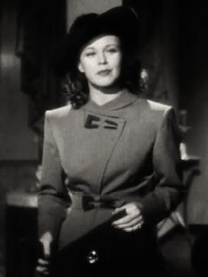 English: Ginger Rogers in Kitty Foyle - traile...