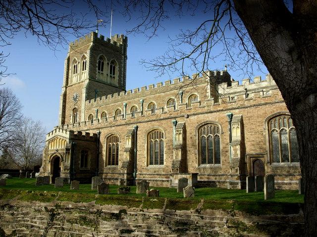 St Mary's Cardington, near to Cardington, Bedfordshire