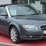 Archivo Audi A4 B7 Cabriolet 1 8 T S Line Front 20100519 Jpg Wikipedia La Enciclopedia Libre