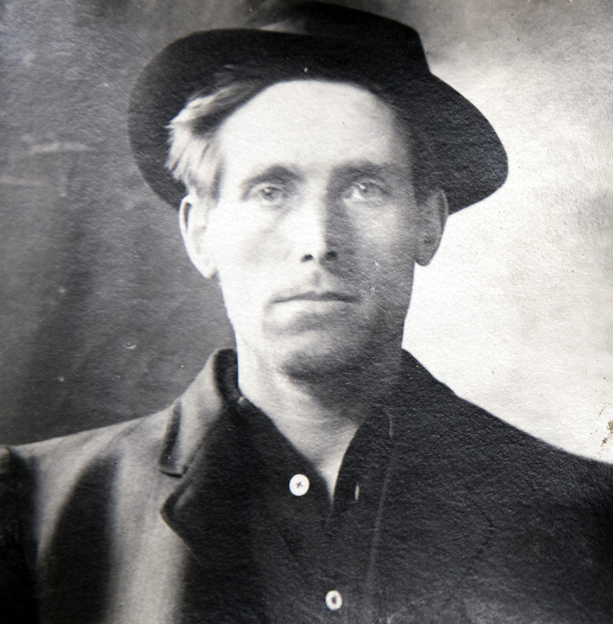 Joe Hill, one of the pioneering protest singer...