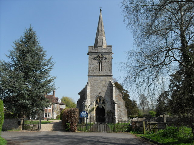 St. Aldhelm's church