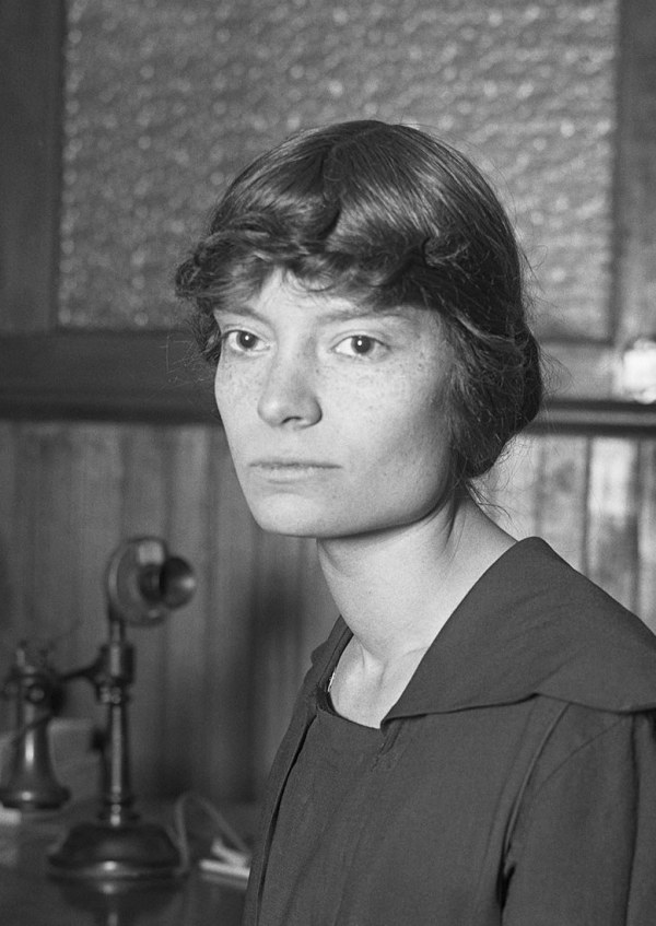 File:Dorothy Day, 1916 (cropped).jpg - Wikimedia Commons