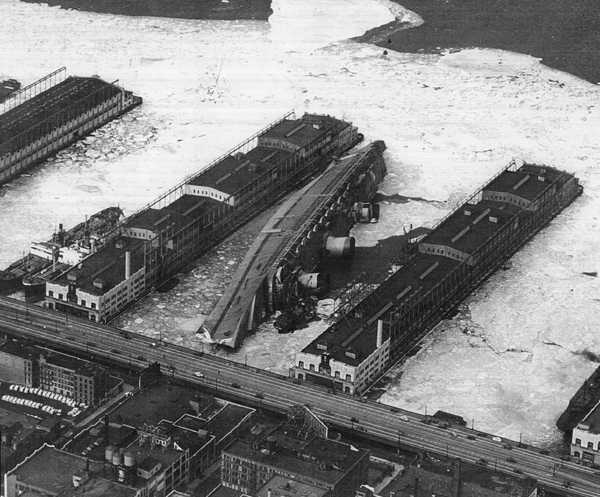 88 Harbor New Pier York