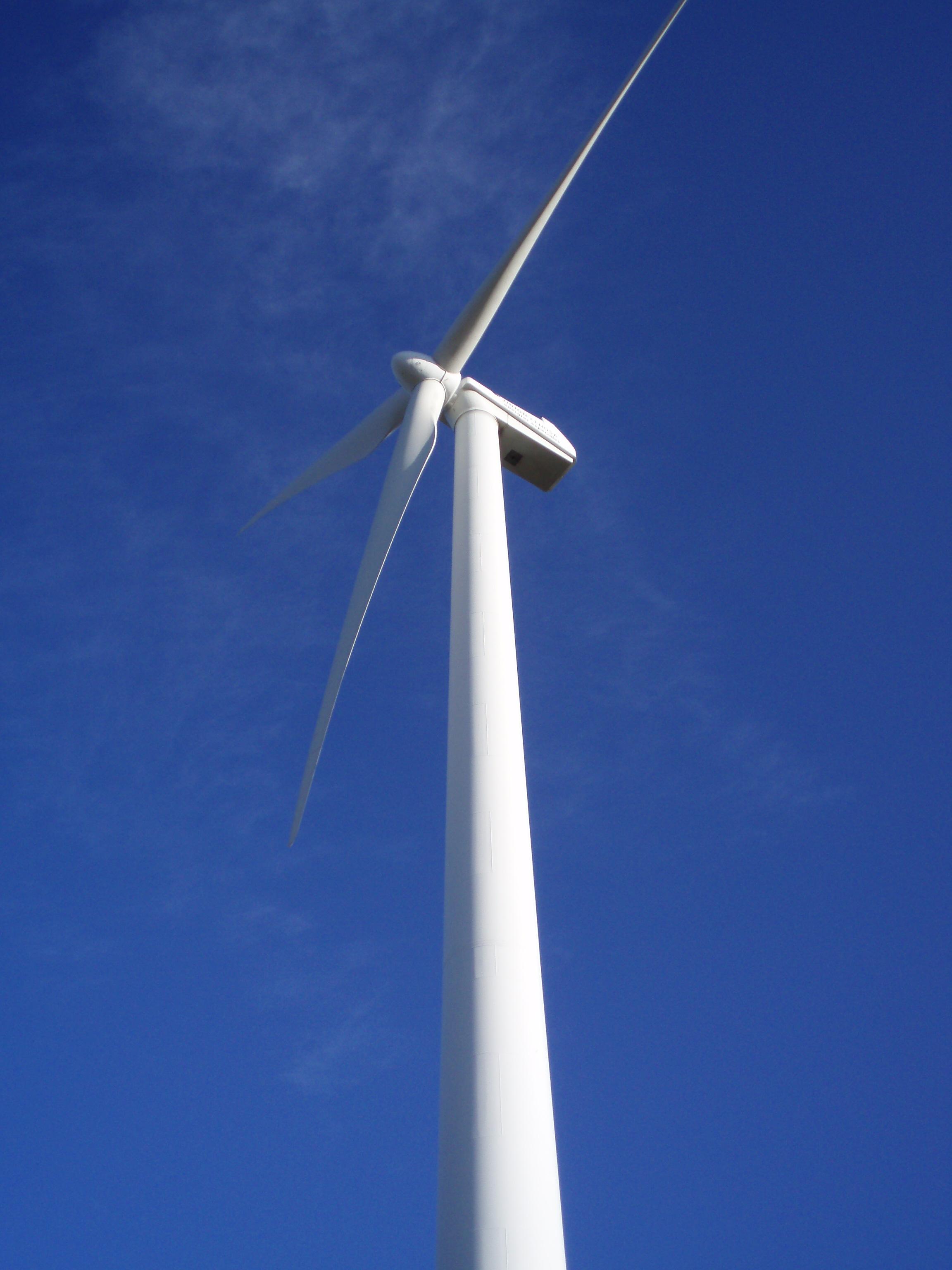 molino de viento actual
