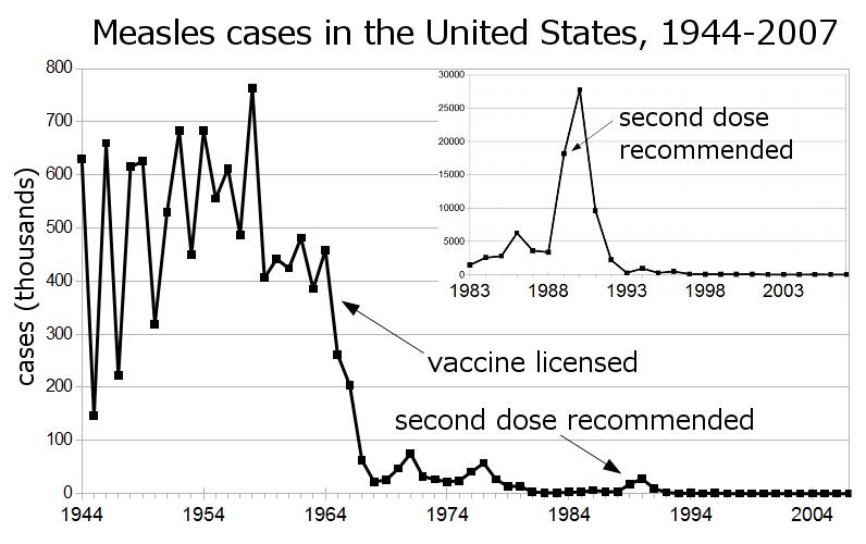 Amerikkalainen rokotevastustaja kävi pelottelemassa pölvästejä