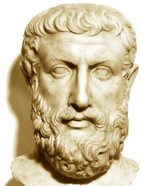 Parmenides.
