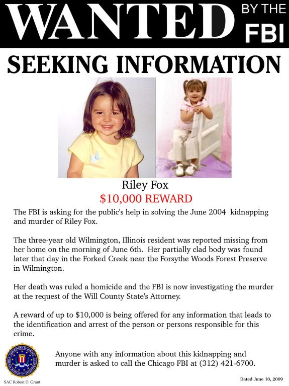 Murder Of Riley Fox Wikipedia