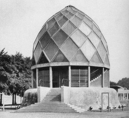 Bildergebnis für taut glaspavillon