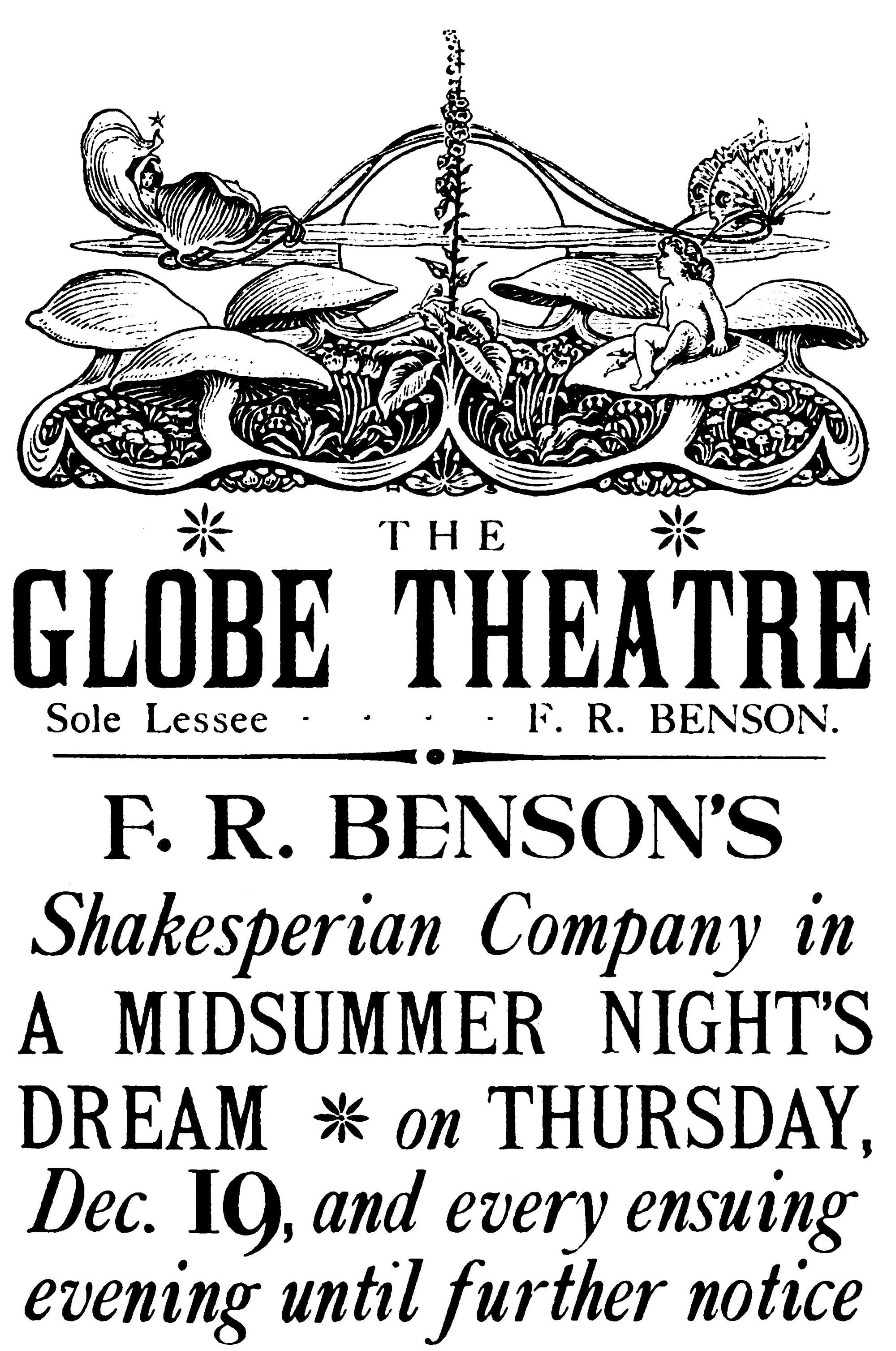 File Pp D295 Poster By Heywood Sumner For The Globe