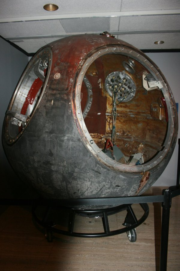 Vostok 1 - Simple English Wikipedia, the free encyclopedia