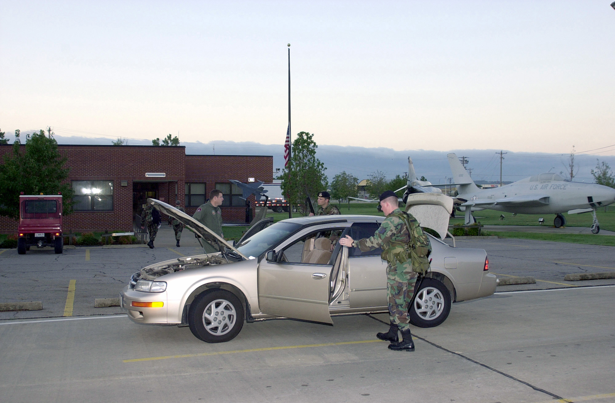 File:First Lieutenant (1LT) Thad E Shepard, USAF