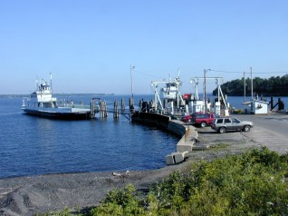 Lake Champlain Transportation Co. Clean Air Settlements to Minimize Emissions