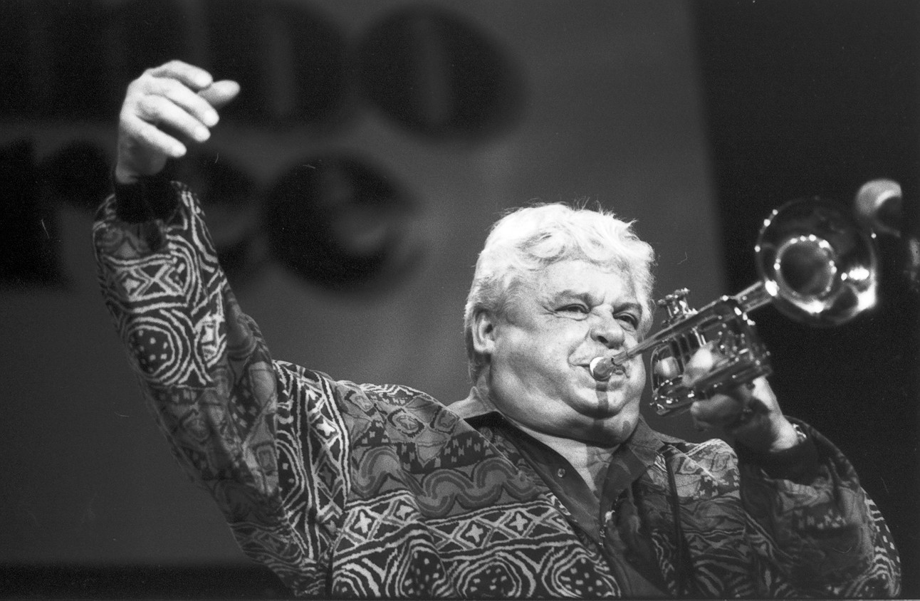 English: Maynard Ferguson Jazz Jamboree 1991 W...