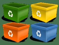 English: Recycling Português: Reciclagem